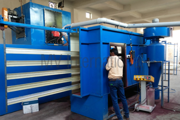 Powder Coating and Painting Plants