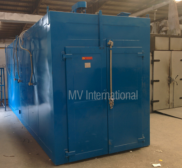 Welding Rod Oven for Electrode Manufacturing Process 400 and 500 Deg C